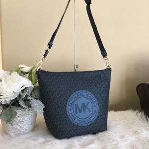 Michael Kors Fulton sport large messager bag
